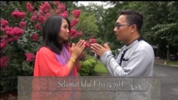 Lebaran dan Halal Bihalal Warga Indonesia di AS (2)