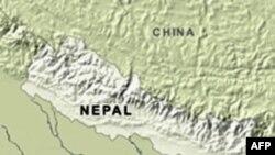 尼泊尔地理位置