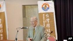 台灣前總統李登輝