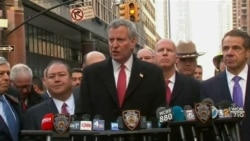 NYC Mayor de Blasio: 'This Was an Attempted Terrorist Attack'