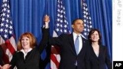 오바마 대통령, 새 의료보험 개혁법안에 서명