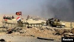 عراقی فوجی العبادیہ پر دباؤ بڑھا رہے ہیں۔ 29 اگست 2017