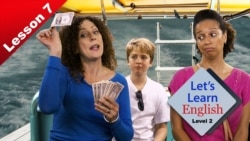 Let's Learn English - Level 2 - Lesson 7: Tip Your Tour Guide