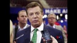 2017-10-31 美國之音視頻新聞: 馬納福特被控勾結俄羅斯干擾美國大選 (粵語)