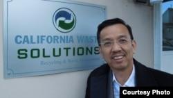 David Dương, California Waste Solutions President