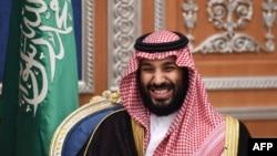 Le prince Mohammed ben Salmane à Riyad, le 14 novembre 2017.