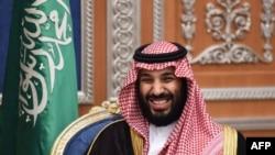 Mîrê Taca Erebistana Saûdî Mohammed ben Salman.