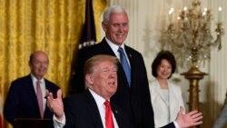 တရားမ၀င္အေျခခ်သူေတြအေပၚအေရးယူမႈ Trump ကာကြယ္ေျပာဆုိ