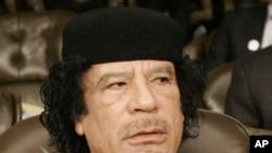 卡扎菲(2008资料照)