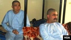 ۸۰۰ زندانی در هرات معتاد است. (عکس خلیل نورزایی/صدای امریکا)