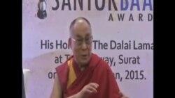 達賴喇嘛:印中要幸福友好相處
