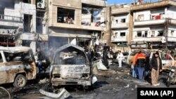 U ratu u Siriji do sada je poginulo četvrt miliona ljudi