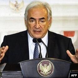Izvršni direktor Međunarodnog monetarnog fonda Dominik Stros-Kan