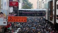 七名香港民主派人士被判監禁超過一年