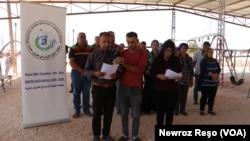 Daxuyaniya Bîlançoya mafên mirov li Efrîn di 6 mehan de - Efrîn Herêma Şehba