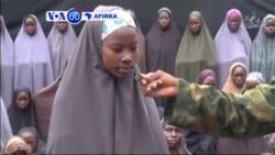 VOA60 AFIRKA: NIGERIA Kungiyar Boko Haram Ta Sake 'Yan Mata 21 Daga Cikin 276 Da Su Ka Sace Su Tun Watan Afrilun Shekarar 2014
