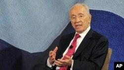 Presiden Israel Simón Peres (Foto: dok).