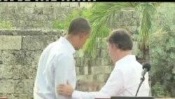 2012-04-16 粵語新聞: 美洲峰會結束 古巴問題仍有分歧