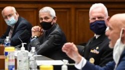 Lawmakers Confront Climb in Coronavirus Cases