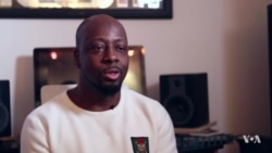 Wyclef Jean on His Roots, Rough Past and Road to Success