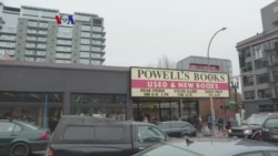 Powell's Books, Toko Buku Independen di Portland