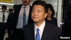 日本总务相、自民党籍议员新藤义孝(资料照)