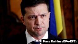 Президент Украины Владимир Зеленский (архивное фото).