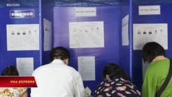 Lá phiếu cử tri nhìn từ cuộc bầu cử 23/5 ở Việt Nam