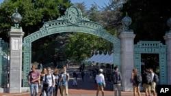加州大学伯克利分校。