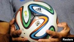 Brazuca - quả bóng chính thức của World Cup 2014