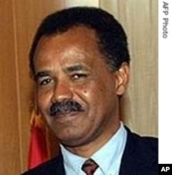 Eritrea President Isaias Afewerki