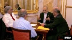صالحی و مونیز در جریان مذاکرات هسته ای، آرشیو