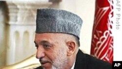 阿富汗未经公证大选结果显示卡尔扎伊获胜