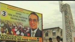 2012-03-19 粵語新聞: 東帝汶總統宣佈敗選