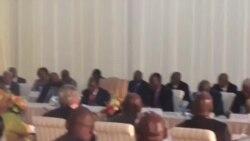 Mugabe: Siyajabula Ukuba Lapha Kwele South Africa
