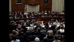 美国会就埃博拉紧急召开听证会
