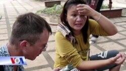 Dân Philippines tin Mỹ, hoài nghi Trung Quốc