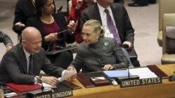 سازمان ملل، سوريه و ايران