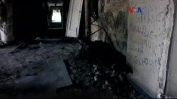 Odesa'daki Yangınla İlgili Spekülasyonlar