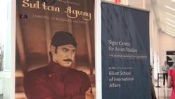 Film 'Sultan Agung' di Washington DC