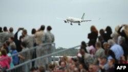 Đức Giáo Hoàng tới Mỹ