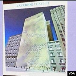 .... planirana gradnja novog islamskog centra.