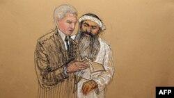 محاکمه خالد شيخ محمد در دادگاه نظامی
