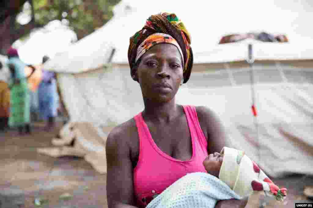 Mães de Moçambique: Marta Domingo, 26 anos