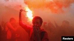 La ciudad egipcia de Port Said se ha visto ensangrentada por nuevos estallidos de violencia.