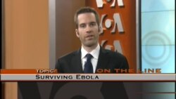 ON THE LINE: Surviving Ebola
