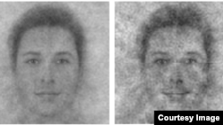 Researchers from the University of North Carolina, Chapel Hill created this composite photo based on responses of people asked what they think God looks like. (Photo: PLOS One)