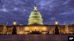 Tòa nhà Quốc hội Hoa Kỳ.