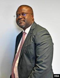 Zimbabwean businessman Justice Maphosa