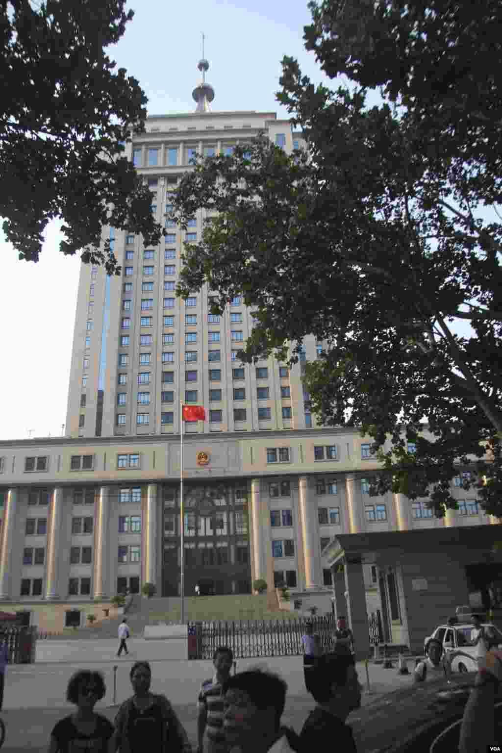 濟南中級人民法院